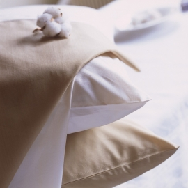 Pure CIDEO Bed Linen White - Slabbinck