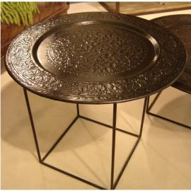 Metallic Tray Tables -40%