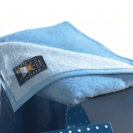 SOLE MIO Blankets pure wool