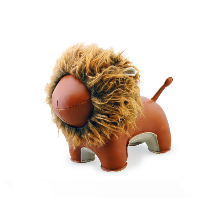 Lion Lino Bookend - Zuny -20%