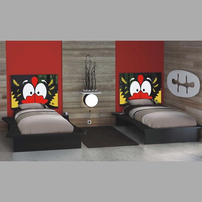 Design kopfende chickie dinx 39 s for Hotel decor pikolin