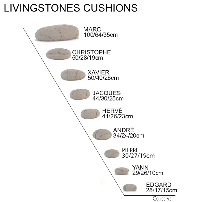 Cojines Livingstones Smarin   ArenasCollection.com