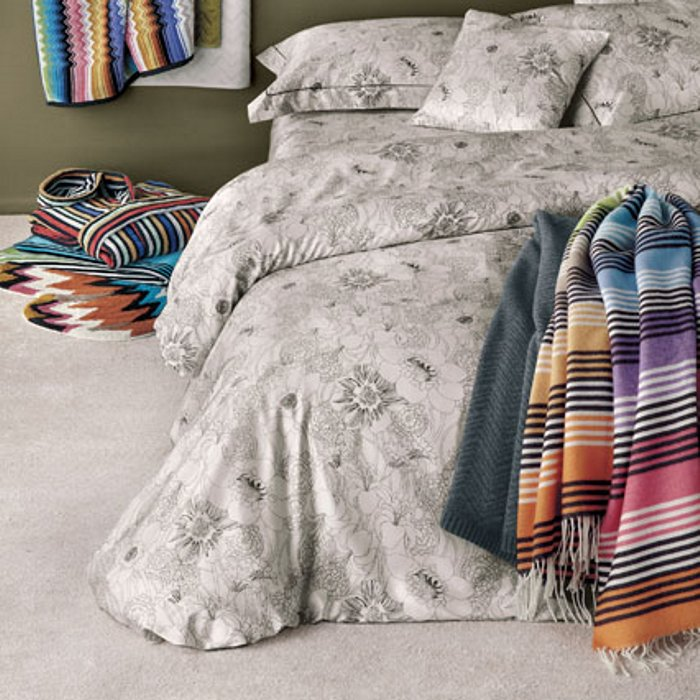 Throw Cushion RUGGERO Missoni Home ArenasCollection Delectable Missoni Throw Blankets
