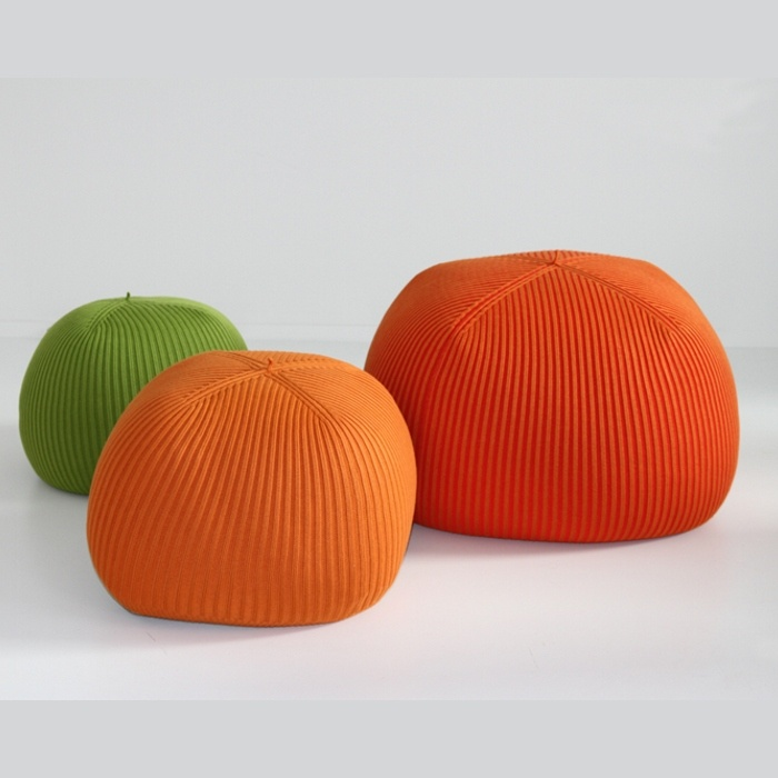 Puff bonnet outdoor casalis - Mobel transportieren lassen ...