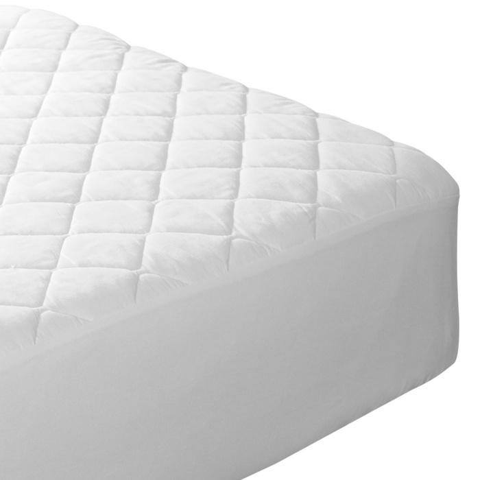 Matrasbeschermer hoesmodel voor extra hoge matrassen