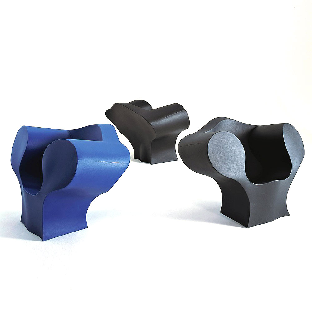 the big easy fauteuil de ron arad pour moroso. Black Bedroom Furniture Sets. Home Design Ideas