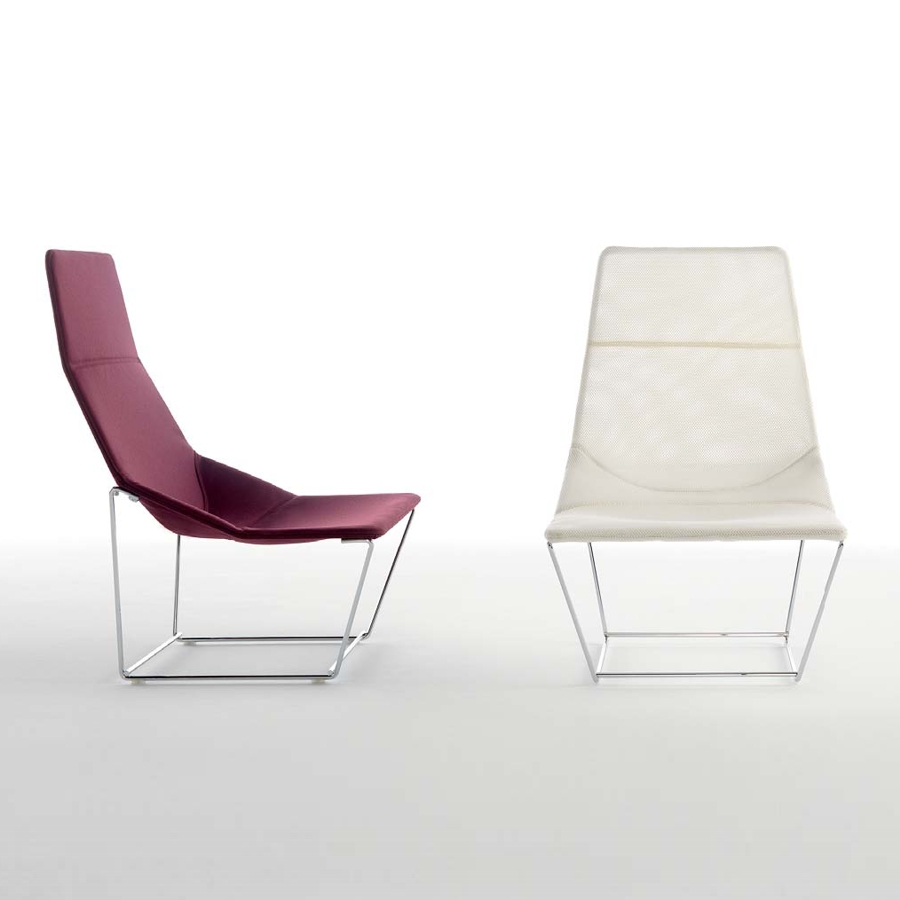 Ace Lounge Chair by Jean-Marie Massaud