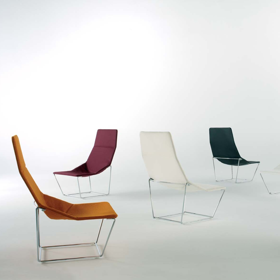 Missoni Home Cordula Easy Chair: Ace Lounge Chair By Jean-Marie Massaud