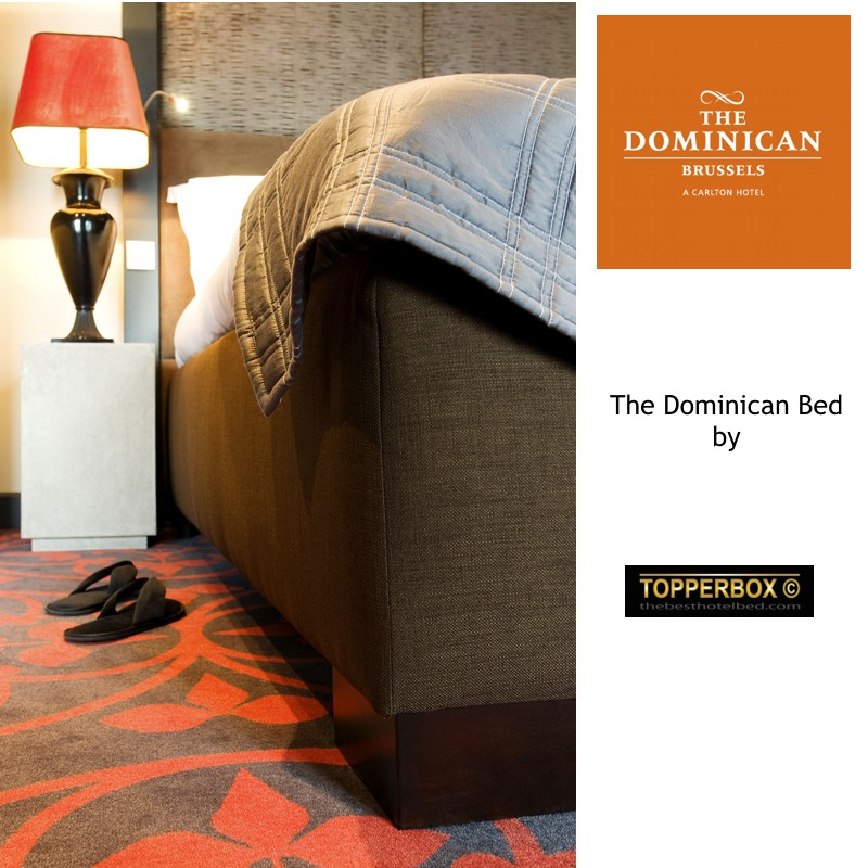 The Dominican Down Comforter