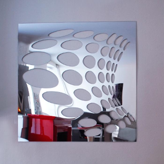 Miroir design tous les objets de d coration sur elle maison - Miroirs design contemporain ...