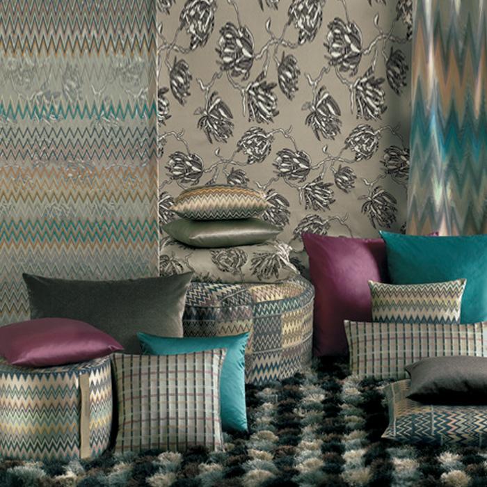 missoni home cushion masuleh on sale. Black Bedroom Furniture Sets. Home Design Ideas