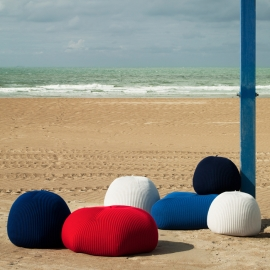 Pouf BONNET OUTDOOR - Casalis
