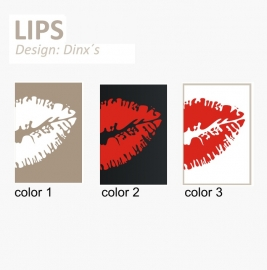Design kopfende lips dinx 39 s for Hotel decor pikolin