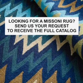 1. Carpets - Missoni Home