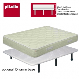 matelas d 39 h tel vancouver pikolin. Black Bedroom Furniture Sets. Home Design Ideas