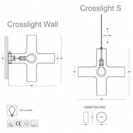 Crosslight - Dark  last pieces  -30%