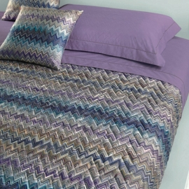 JOHN Quilt & Cushion - Missoni Home